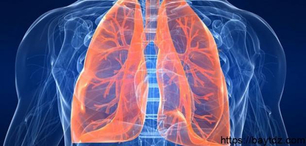 أعراض تليف الرئة