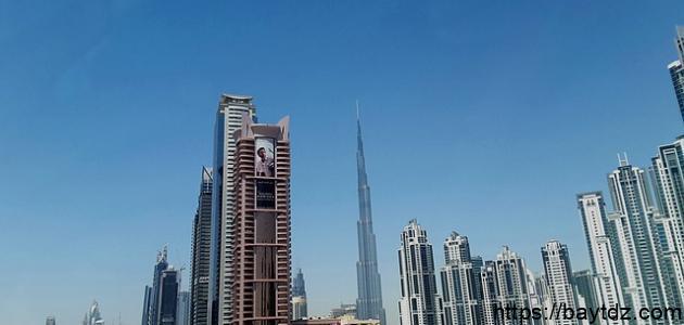أكبر برج في العالم