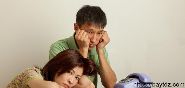 تأخر الحمل بسبب الزوج
