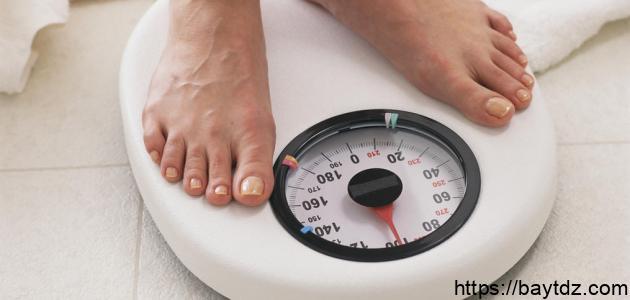 تخفيف الوزن بسرعه