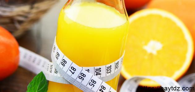 تخفيف الوزن خلال اسبوع