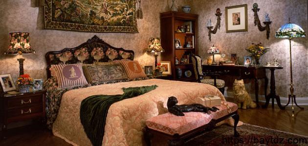 ترتيب غرفة النوم