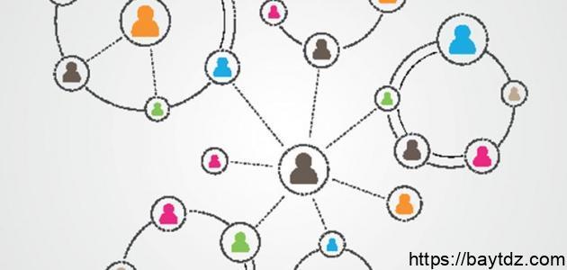 تعريف الشبكات