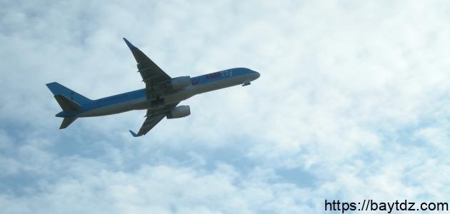 تفسير ركوب الطائرة في المنام