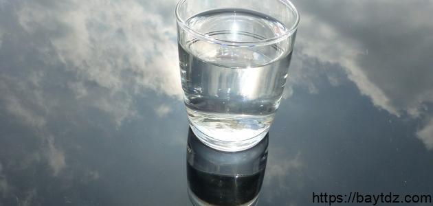 تفسير شرب الماء في الحلم