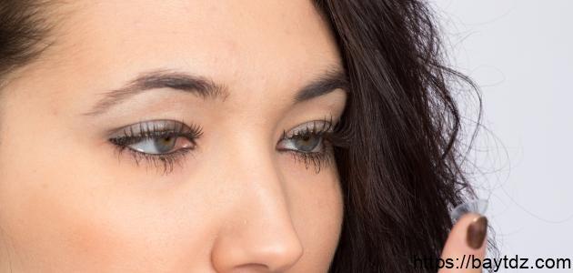 جفاف دموع العين