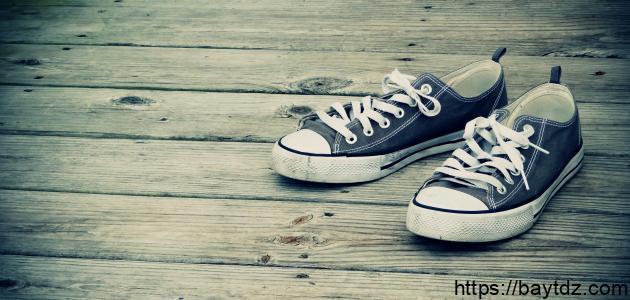 حذاء في الحلم