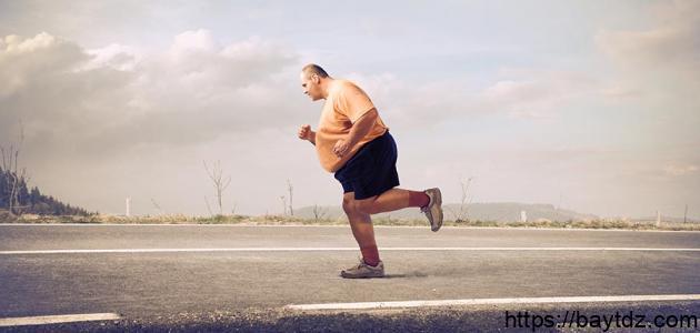 حرق الدهون بشكل طبيعي