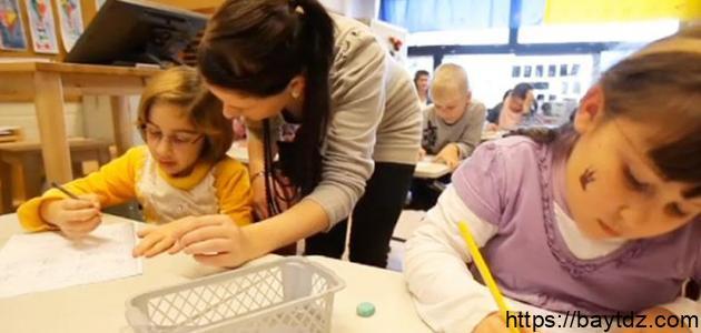 حق الطفل في التعليم