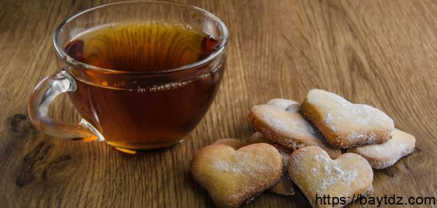 حلى بسكويت الشاي