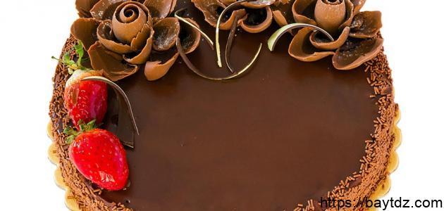 طريقة تحضير كعكة الكاكاو