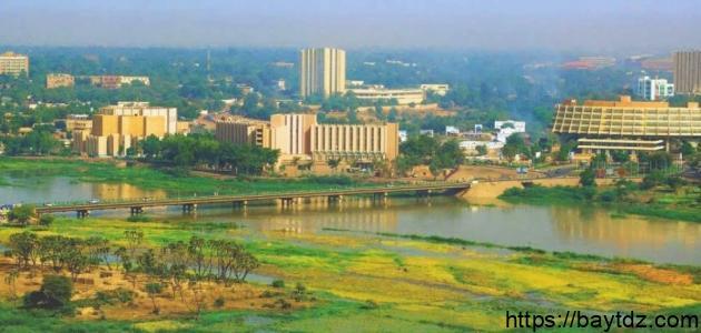 عاصمة النيجر