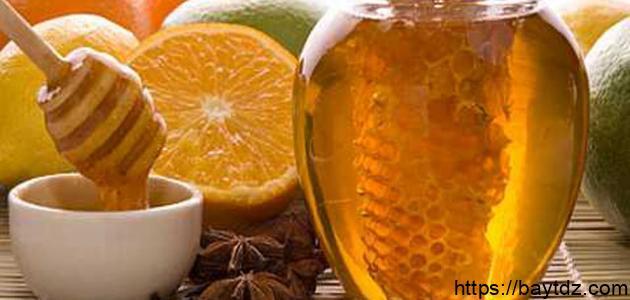فوائد أكل العسل على الريق