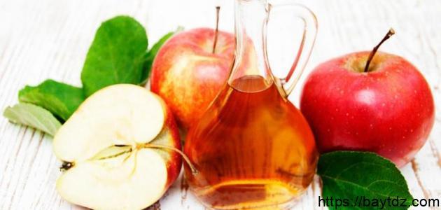 فوائد خل التفاح