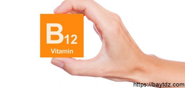 فوائد فيتامين ب 12 للشعر