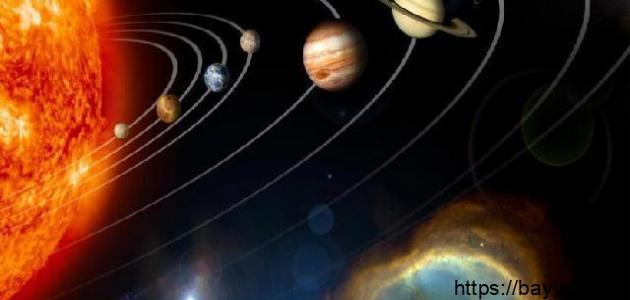 قدرة الله في خلق الكون