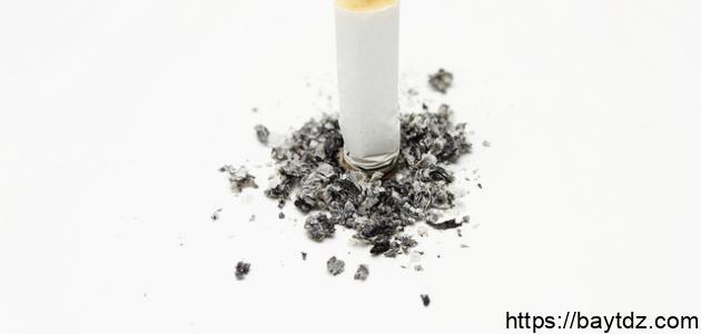 كيف استطيع ترك التدخين
