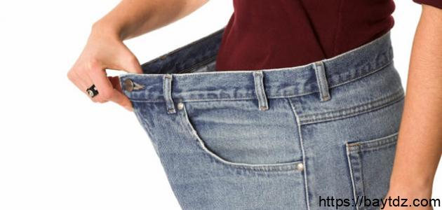 كيف تفقد 10 كيلوغرامات في أسبوع