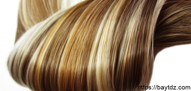 كيفية ترطيب الشعر الجاف