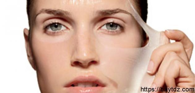 كيفية تصفية الوجه