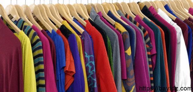 كيفية تنسيق ألوان الملابس