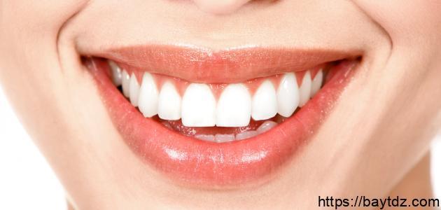 كيفية جعل الأسنان ناصعة البياض