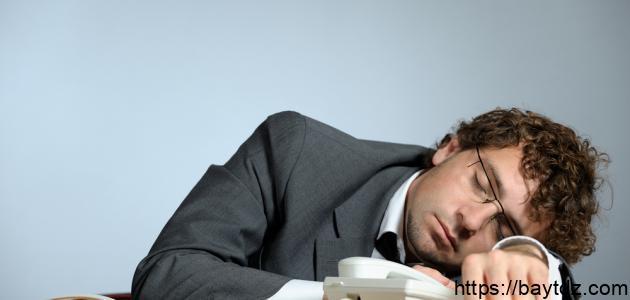 ما أسباب الخمول والتعب