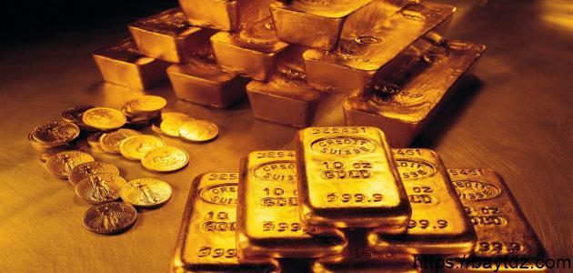 ما نصاب زكاة الذهب