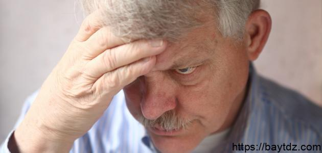 مرض الزهايمر وعلاجه