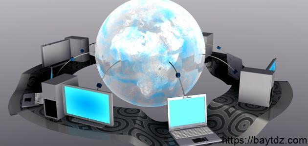 مقال عن شبكات الحاسوب