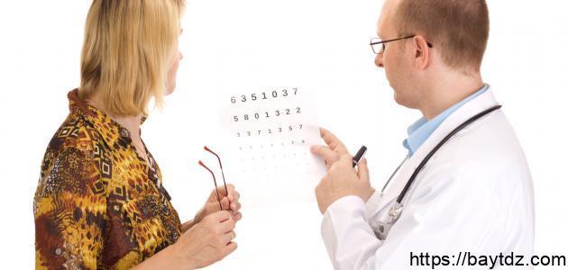 نصائح عن التهاب العصب البصري