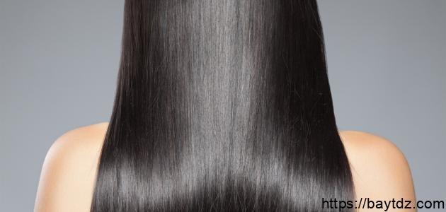 وصفات ضد تساقط الشعر