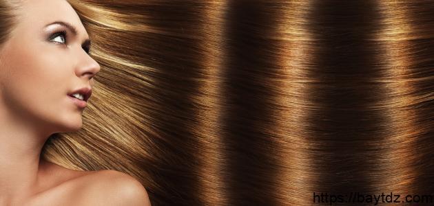 وصفات لتنعيم الشعر الخشن