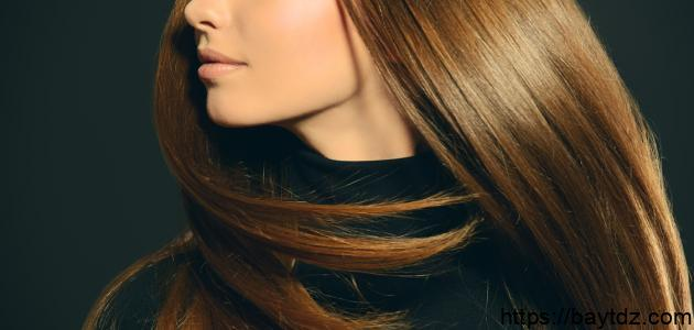 وصفات لتنعيم الشعر طبيعياً