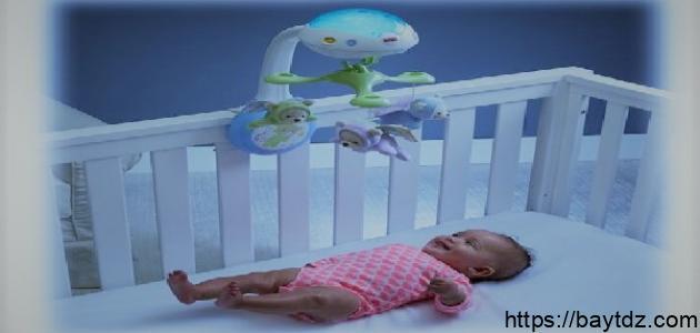 4 نصائح ستساعدك عندما يحين وقت نوم طفلك الرضيع