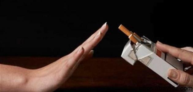 آثار ترك التدخين فجأة