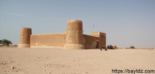 آثار قطر القديمة