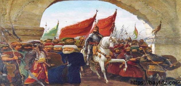 آخر خليفة عثماني