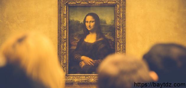 أجمل اللوحات الفنية في العالم