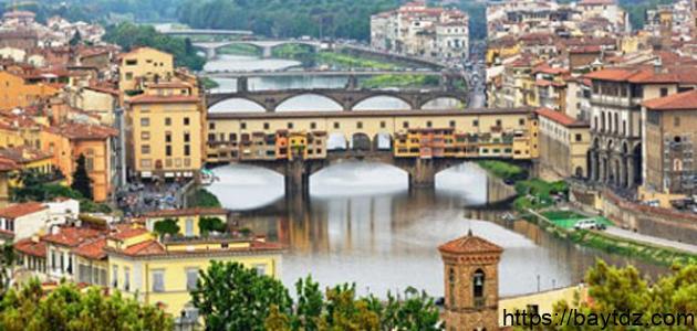 أجمل مدينة سياحية في العالم