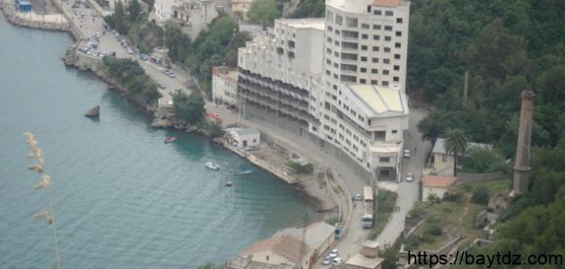 أجمل مدينة في الجزائر