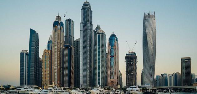 أحلى أماكن في دبي