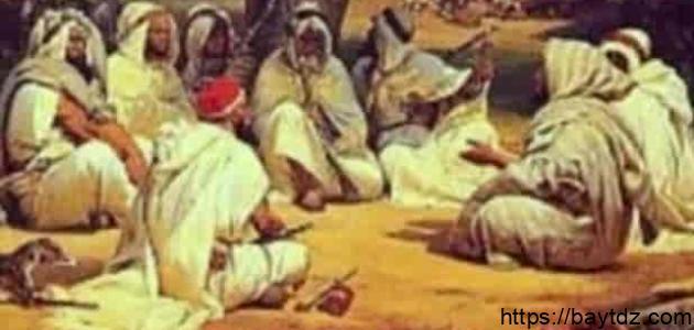 أحوال العرب قبل الإسلام