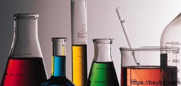 أدوات كيميائية