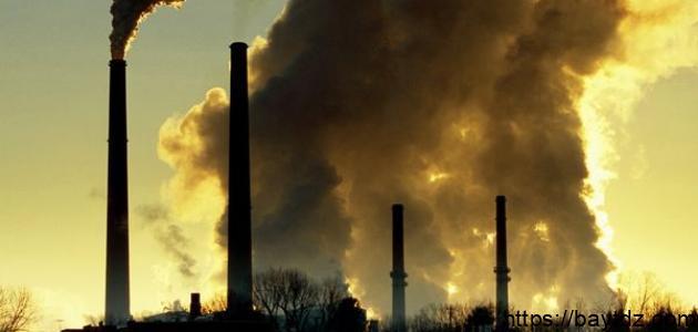 أسباب اختلال التوازن البيئي