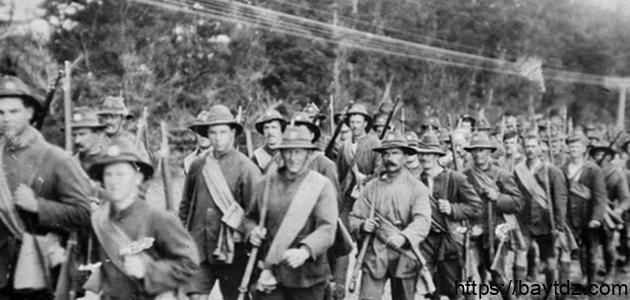 أسباب الحرب العالمية الأولى المباشرة وغير المباشرة