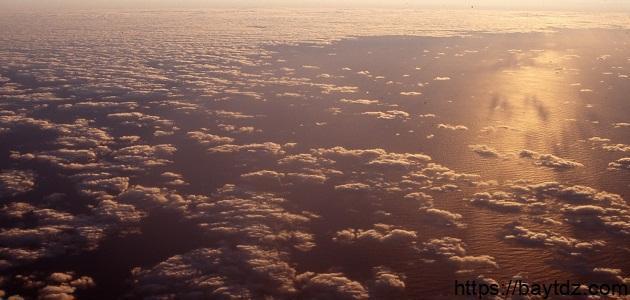 أسباب تلوث الغلاف الجوي