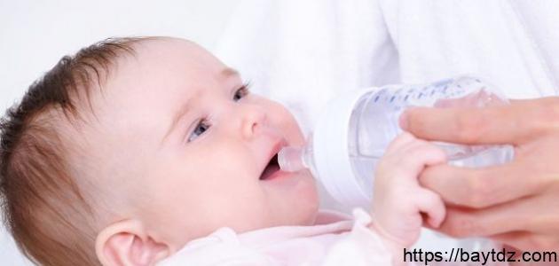 أسباب شرب الماء بكثرة عند الأطفال