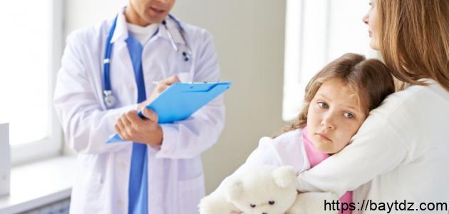 أسباب فقر الدم عند الأطفال