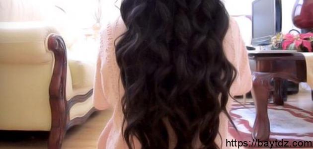 أسرع طريقة لتطويل الشعر
